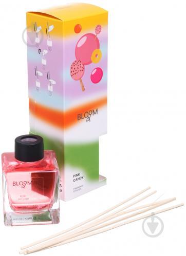 Аромадиффузор Bloom Pink Candy 100 мл - фото 1