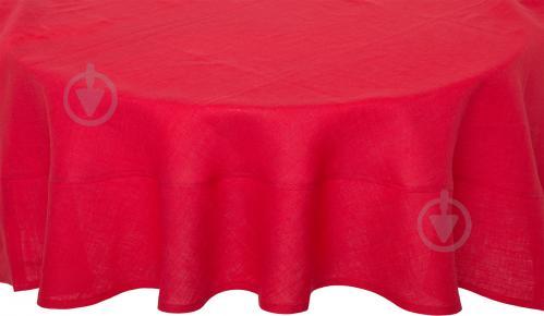 ᐉ Скатертина d147 червоний Гармонiя • Краща ціна в Києві 4abd0163dc224