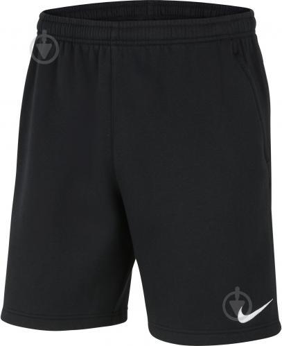 Шорты Nike M NK FLC PARK20 SHORT KZ CW6910-010 р. M черный - фото 1