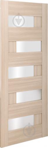 Дверне полотно ОМіС Доміно ПО 700 мм дуб лате - фото 2