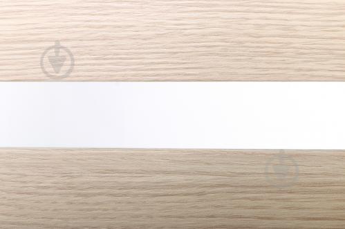 Дверне полотно ПВХ ОМіС Лагуна ПО 600 мм дуб лате - фото 3