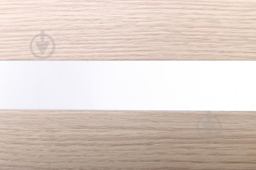 Дверне полотно ОМіС Лагуна ПО 800 мм дуб лате - фото 3