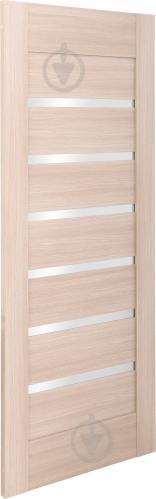 Дверне полотно ОМіС Лагуна ПО 800 мм дуб лате - фото 2