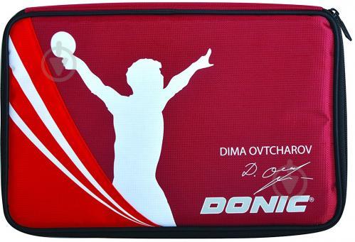 Чехол для ракетки Donic Ovtcharov Plus Cover (9448) - фото 1
