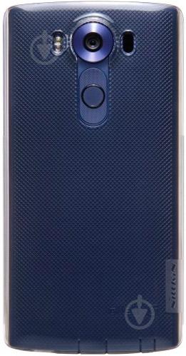 Накладка на корпус NILLKIN Nature TPU для LG V10 H960/H961S grey (6274181)