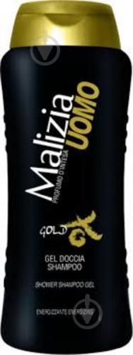 Гель-шампунь Malizia 2в1 GOLD 250 мл - фото 1