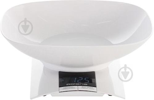 Весы кухонные Polaris PKS 0323DL - фото 1