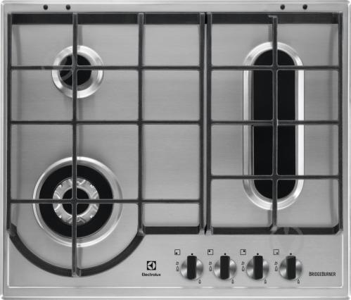 Варочная поверхность Electrolux GPE 963 FX - фото 1