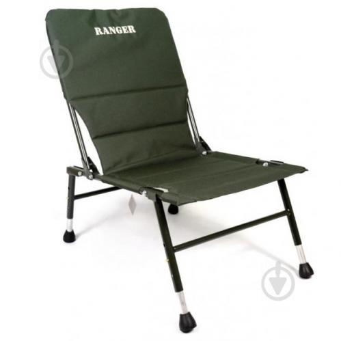 Кресло раскладное Ranger Fisherman Light ( мах. До 130 кг. ) - фото 1