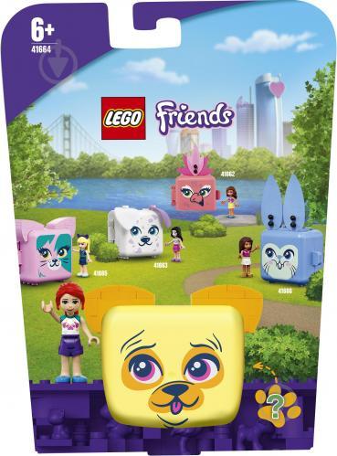 Конструктор LEGO Friends Куб-мопс с Мией 41664 - фото 1