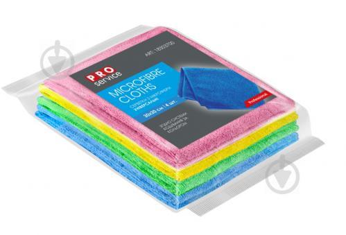 Набір серветок універсальні PROservice 30x30 см 4 шт./уп. мікс - фото 1