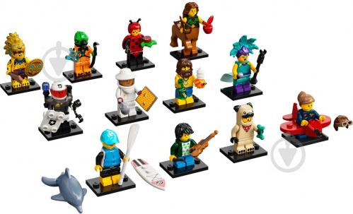 Конструктор LEGO Minifigures Series 21 71029 - фото 2