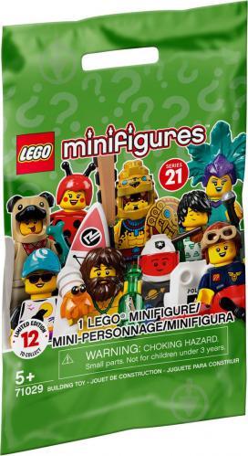 Конструктор LEGO Minifigures Series 21 71029 - фото 1