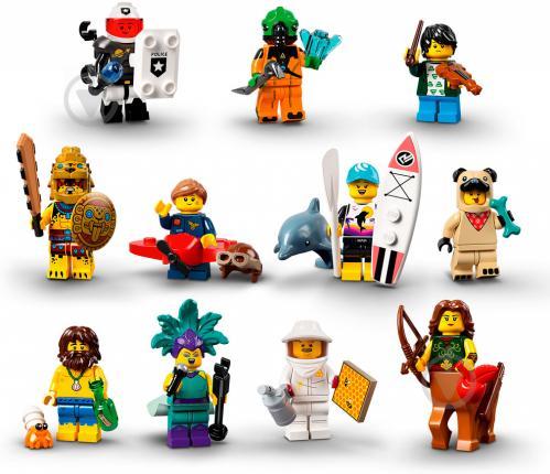 Конструктор LEGO Minifigures Series 21 71029 - фото 3