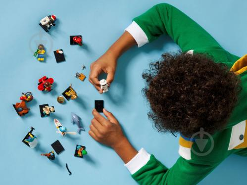 Конструктор LEGO Minifigures Series 21 71029 - фото 5