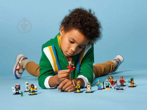 Конструктор LEGO Minifigures Series 21 71029 - фото 7