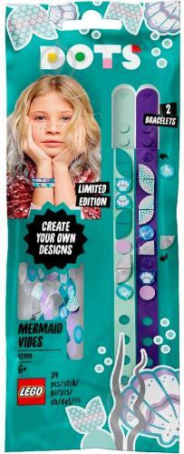 Конструктор LEGO Dots Mermaid Vibes Bracelets 41909 - фото 1