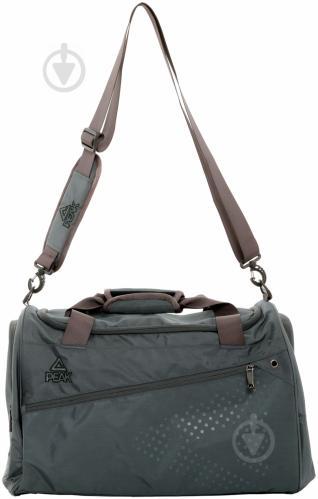c437bb5b ᐉ Спортивная сумка PEAK B343130-MIG серый • Купить в Киеве, Украине ...
