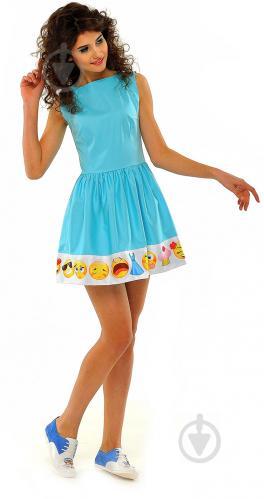 b18dcdcb784008 ᐉ Сукня Nai Lu-na Smile new look р. L блакитний NLS9912 • Краща ...