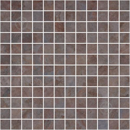 Плитка Onix New Slate (EARTHGLASS Dark Slate) 31,1x31,1 - фото 1