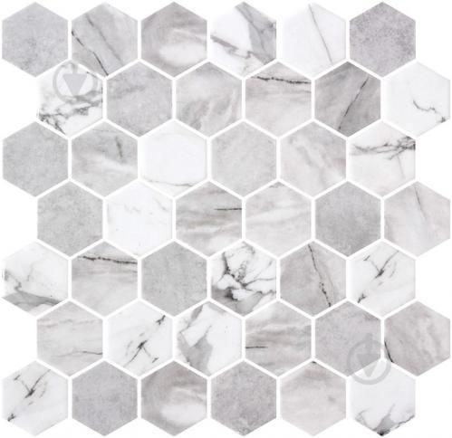 Плитка Onix Hex XL Copenhague (BLISTER) 28,6x28,4 - фото 1