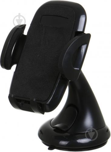 Тримач автомобільний універсальний Lavita LA HU0361 чорний - фото 1