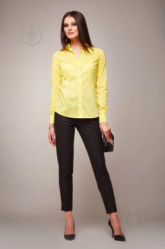 ᐉ Блуза Petra d lux р. 36 жовтий Луї • Краща ціна в Києві 46ef405803264