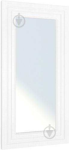 Зеркало Санти Мебель МОНБЛАН МБ-12 белое дерево 600x1200 мм белый - фото 1