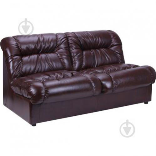 Диван прямий AMF Art Metal Furniture Візит МадрасДк браун 1650x960x840 мм - фото 1