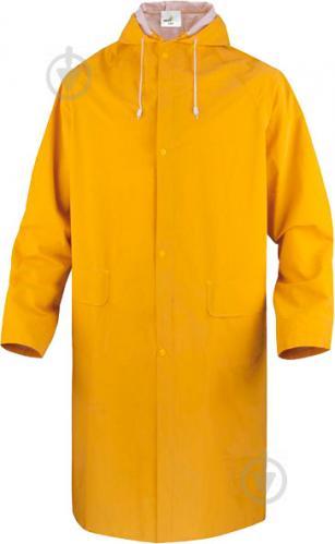 Плащ от дождя Delta plus   р. XXXL MA305JA желтый