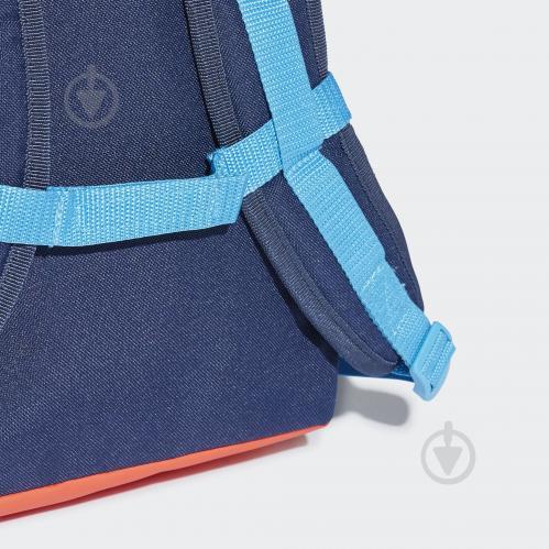 Рюкзак Adidas 3S BP DW4760 13 л синий - фото 6