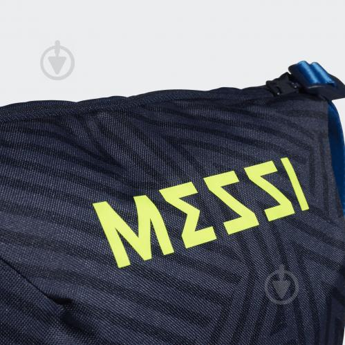Рюкзак Adidas MESSI KIDS BP DW4778 25 л синий - фото 5