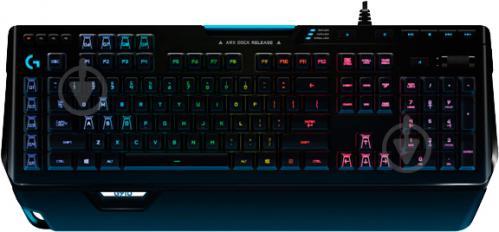 Клавіатура ігрова Logitech G910 Orion Spectrum RGB (920-008019) black - фото 1