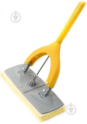 Швабра для підлоги Apex Squizzo Microfibra 27 см - фото 1