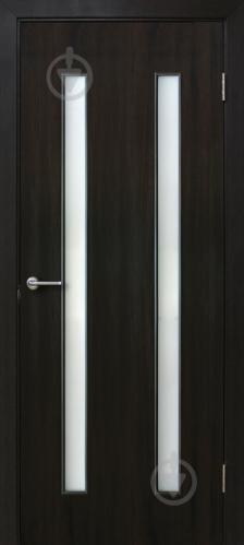 Дверне полотно ОМіС Вероніка ПО 800 мм венге