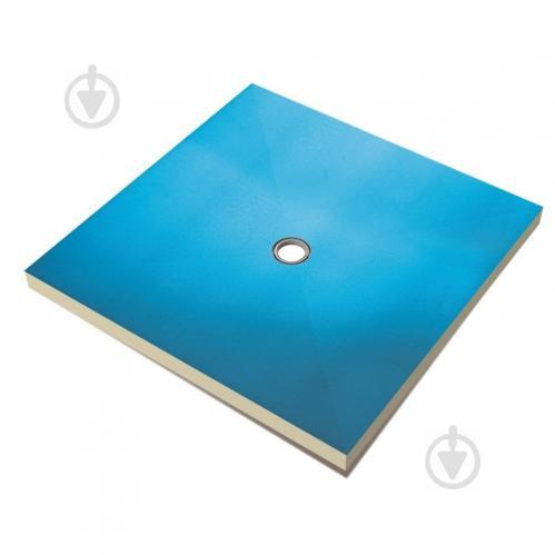 Піддон душовий безпороговий МС 900x900х40 мм - фото 1