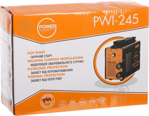 Инвертор сварочный Кентавр PWI-245 + Маска - фото 9