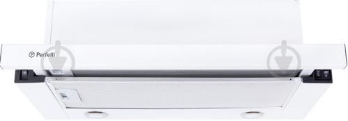 Витяжка Perfelli TL 6212 C WH 650 LED - фото 1