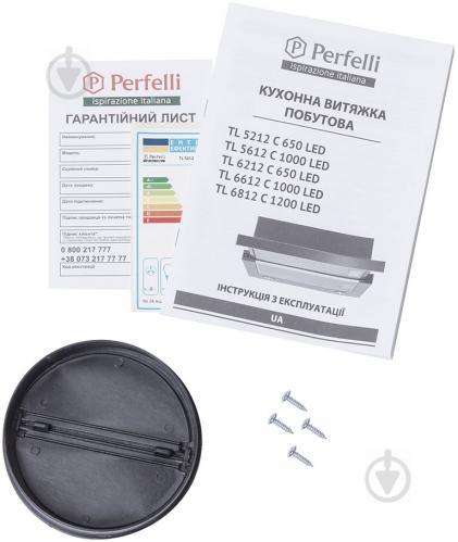 Витяжка Perfelli TL 5612 C IV 1000 LED - фото 13