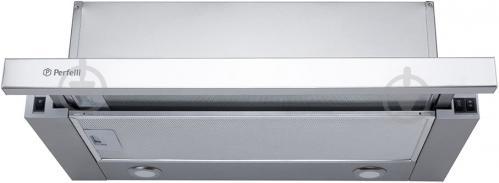 Витяжка Perfelli TL 6612 C S/I 1000 LED - фото 1