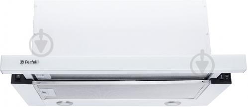 Витяжка Perfelli TL 6632 C WH 1000 LED GLASS - фото 1
