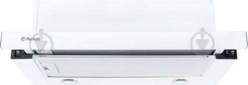 Витяжка Perfelli TL 6812 C WH 1200 LED