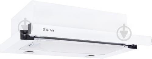 Витяжка Perfelli TL 6812 C WH 1200 LED - фото 2
