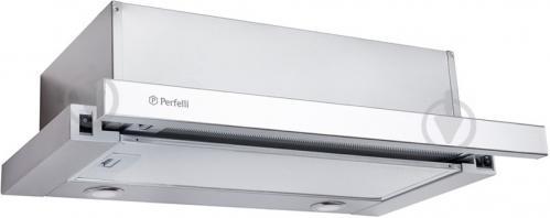 Витяжка Perfelli TL 6812 C S/I 1200 LED - фото 2