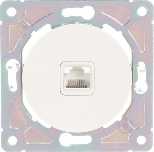 Розетка комп'ютерна HausMark Bela кремовий SNG-SCP.RD20MG1PC-CR - фото 1