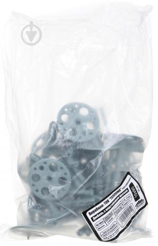 Дюбель для теплоизоляции с пластиковым гвоздем 10x90 мм 24 шт BauGut - фото 2