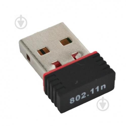 WI-FI адаптер Ralink MTK 7601 Черный (573748282) - фото 1