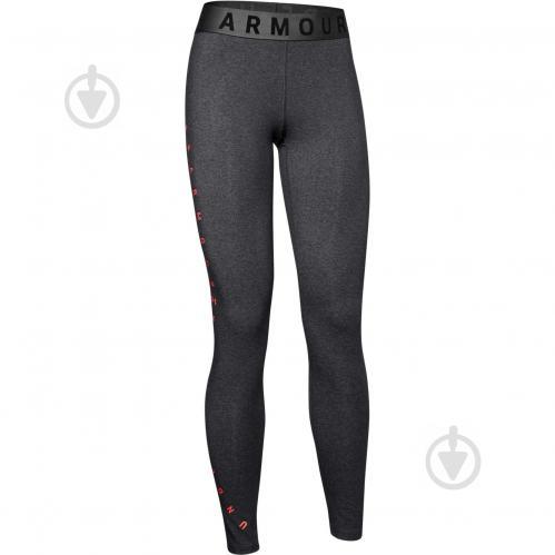 Лосини Under Armour Favorite Graphic Legging 1351864-019 р.M сірий - фото 1