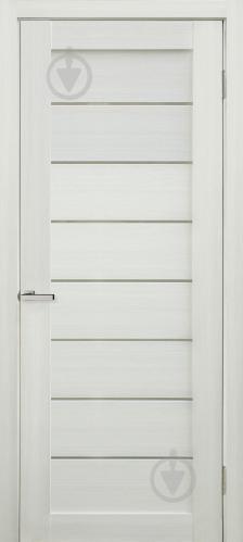 Дверне полотно ОМіС Cortex 10 ПО 700 мм дуб біанко - фото 1