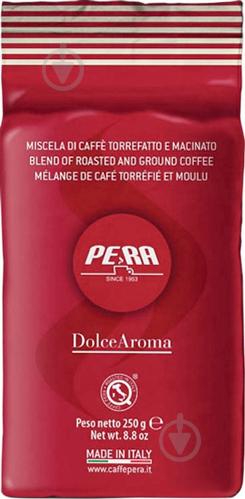 Кофе молотый Pera Dolce Aroma 250 г 8001475009637 - фото 1